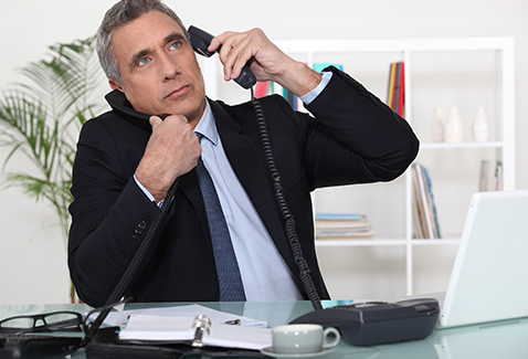 virtual receptionists can help business owners who are too busy
